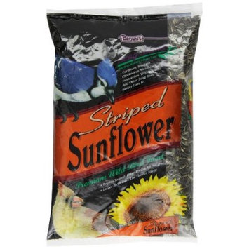 Mojetto Bird Supplies Wild Bird Striped Sunflower 2Lb 12Pc