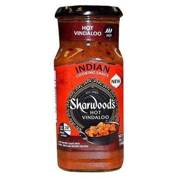 Sharwood's Hot Vindaloo Indian Cooking Sauce 14.1 oz