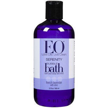 EO Products Bubble Bath-French Lavender-12 oz.