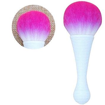 Ecurson 1PCS Soft Contour Face Powder Foundation Blush Brush Makeup Cosmetic Tool