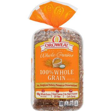 Oroweat 100% Whole Wheat Bread 27 oz