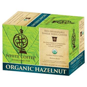 White Coffee Hazelnut Whole Bean 2.5lbs.