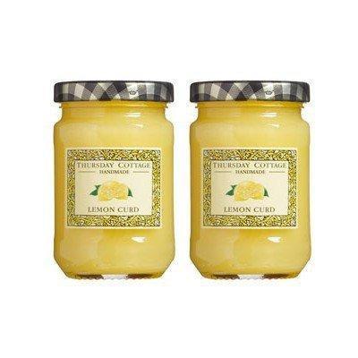 (2 Pack) - Thursday Cottage - Lemon Curd | 310g | 2 PACK BUNDLE