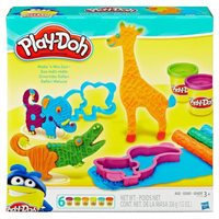 Play-Doh Make 'n Mix Zoo