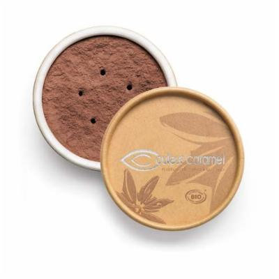 Couleur Caramel Bio Mineral Foundation 09 Dark Brown