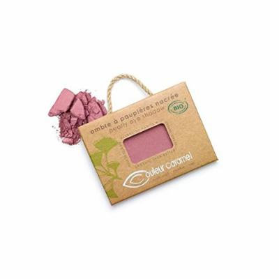 Couleur Caramel Eye Shadow 111 Rose Bohème