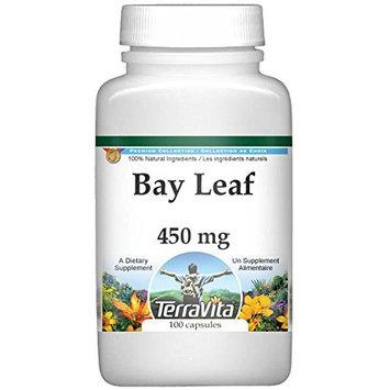 Bay Leaf - 450 mg (100 Capsules, ZIN: 511895) - 2 Pack