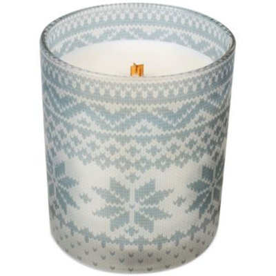 WoodWick Holiday Fair Isle Candle