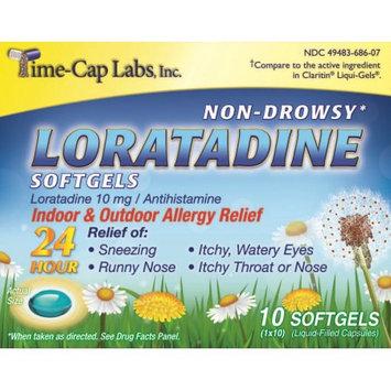 Marksans Pharma Ltd LORATADINE 10 MG CAPSULES (3 Pack)