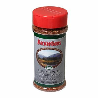 Backwoods High Country Hickory Garlic Rub