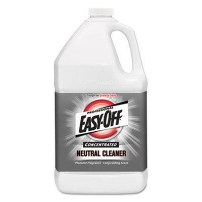 Reckitt Benckiser 362418977000 128 oz Pro Easy Off Neutral Cleaner Concentrate - Case of 2