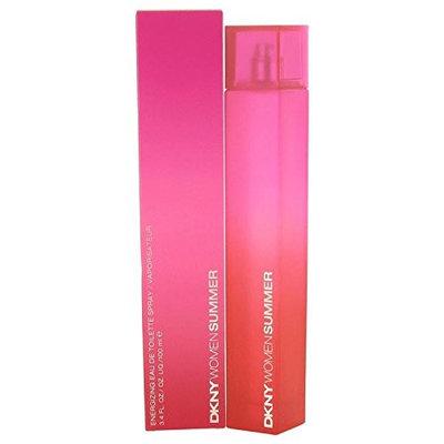 DKNY Summer by Donna Karan Energizing Eau De Toilette Spray (2015) 3.4 oz for Women - 100% Authentic