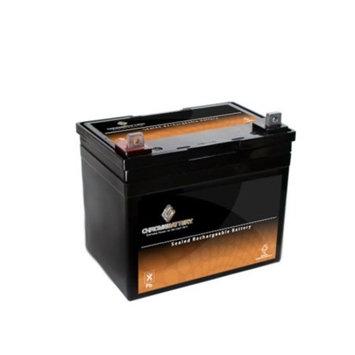 12V 35Ah AGM Deep Cycle Battery for Solar Wind VRLA