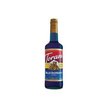 Torani Blue Raspberry Dairy Friendly Syrup PET