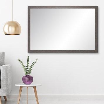 BrandtWorks Farmhouse Wall Mirror - Gray
