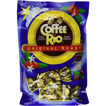 Coffee Rio Original Roast Premium Coffee Candy by Adams & Brooks 12 Oz.