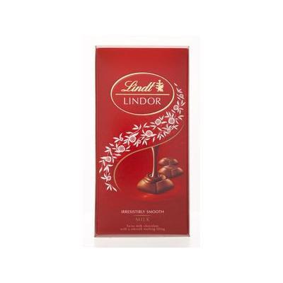 Lindt Lindor Milk Chocolate 100g.