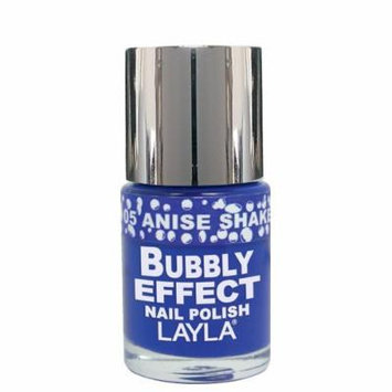Layla Cosmetics Bubbly Effect N.5 Nail Polish