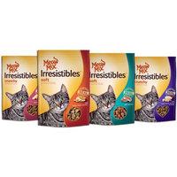 Meow Mix Irresistibles Variety Pack Cat Treats - 1.56 lb