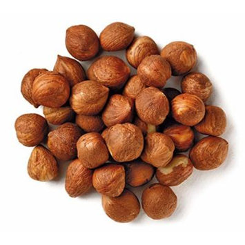 Anna and Sarah Raw Oregon Hazelnuts (Filberts) in Resealable Bag, 3 Lbs