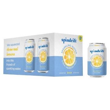 Spindrift Sparkling Water Lemon -8pk/12 fl oz Cans