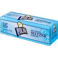 Polar Seltzer Water, Original, 12 Fl Oz, 12 Count