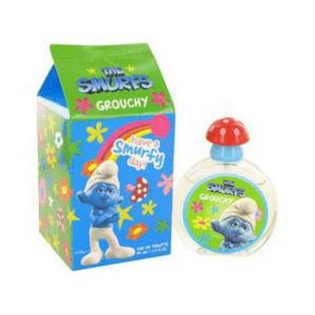 The Smurfs Grouchy FOR MEN by Smurfs - 1.7 oz EDT Spray