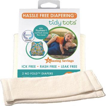Tidy Tots No Fold Diaper 2 Pack
