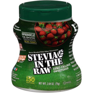 Stevia In The Raw Sugar Substitute, 2.6 OZ
