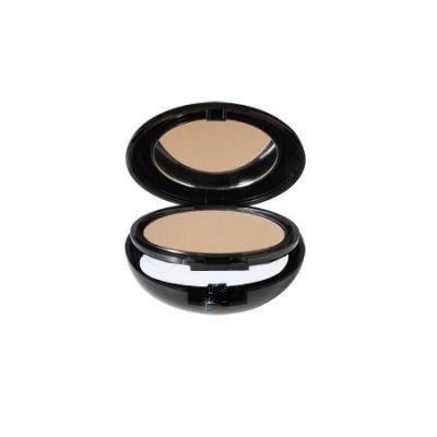 Creme Foundation SPF-15 Full Coverage Makeup W/ Sponge (Soft Sandy)