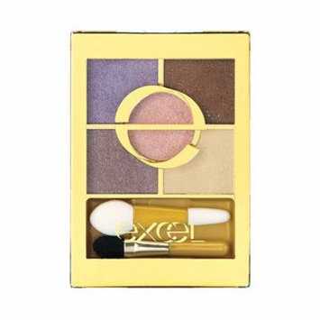 Excel Tokyo Make Up Five Layer's Eye Shadow N - Mauve Lilac