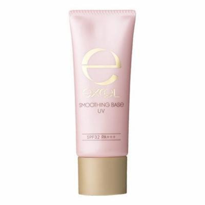 Excel Tokyo Make Up Smoothing Skin Base UV 40g - Peach Beige