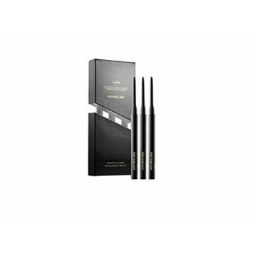 (3-pack) Hourglass 1.5mm Mechanical Gel Eye Liner Color Obsidian - Ultra Black