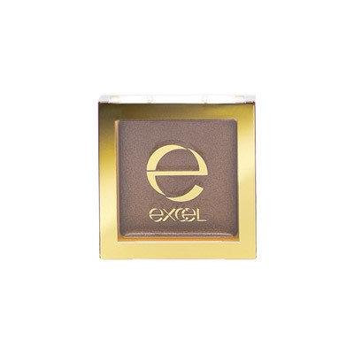 Excel Tokyo Make Up Shimmering Eye Shadow - Rich Brown