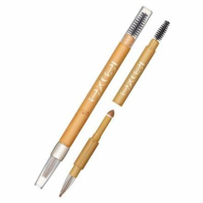 Excel Tokyo Make Up Powder & Pencil Eye Brow EX - Camel Brown
