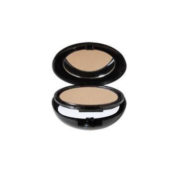 Creme Foundation SPF-15 Full Coverage Makeup W/ Sponge (Soft Silky Beige)