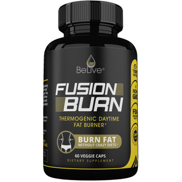 Belive Fusion Burn Apple Cider Vinegar Weight Loss for Women and Men