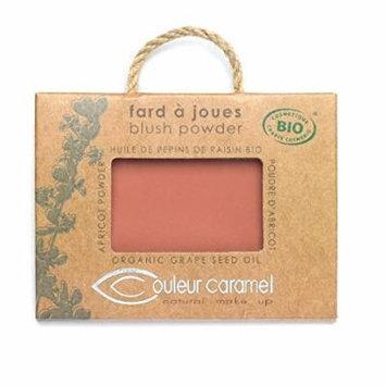 Couleur Caramel Blush Powder 57 Old Rose