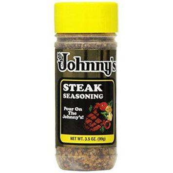 Johnny's Steak Seasoning, 3.5 Ounce (Pack of 3)
