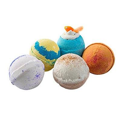 Fish 5 Bath bomb Bubble Bath Fizzies Collection