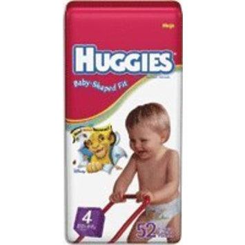 Huggies Snug & Dry Diaper, Size 4, Mega Package