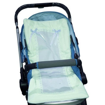 Baby Doll Bedding Stroller Covers, Blue