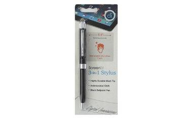 Digital Innovations, Llc Digital Innovations ScreenDr 3-In-1 Stylus Black (4101500)