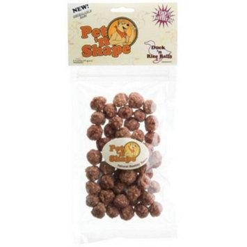 Topdawg Pet Supply Pet 'n Shape Duck 'n Rice Balls 3.5oz