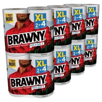 Brawny Pick-a-Size Paper Towels - XL Rolls