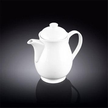 Wilmax 994026 650 ml Tea Pot White - Pack of 24