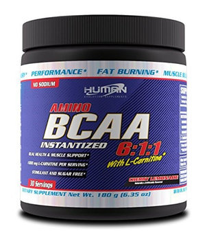 Bcaa 6:1:1 with 1000 Mg of L-carnitine (Cherry Lemonade)