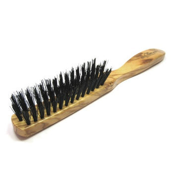 Pfeilring Of America 7.8 Hairbrush with 3 rows of Pure Wild Boar Bristle