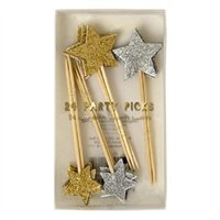 Star Party Picks, Set of 24