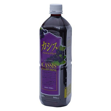 House bottlers cassis drink 900ml